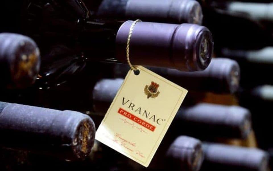 Nema naznaka da će vino Plantaža vratiti na rusko tržište