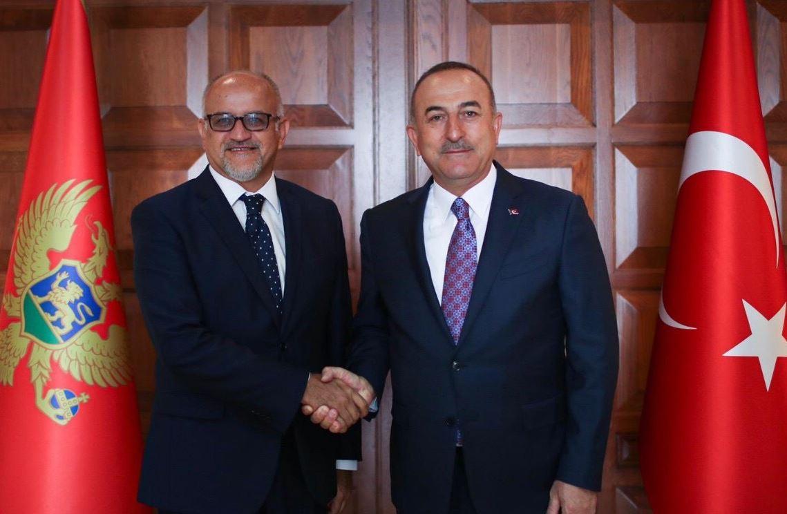 Darmanović u Ankari: Prijateljski odnosi Crne Gore i Turske osnaženi intenzivnom ekonomskom saradnjom