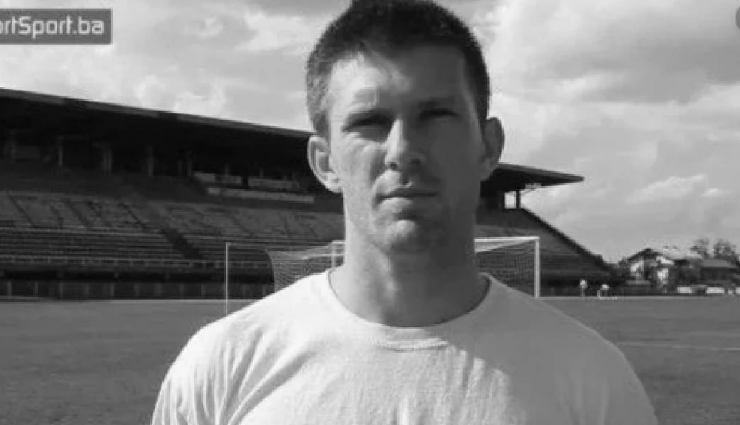 Poginuo fudbaler Goran Marković