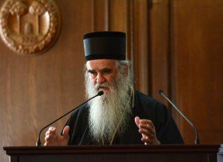 Amfilohije: Oni koji vode Crnu Goru su neznalice