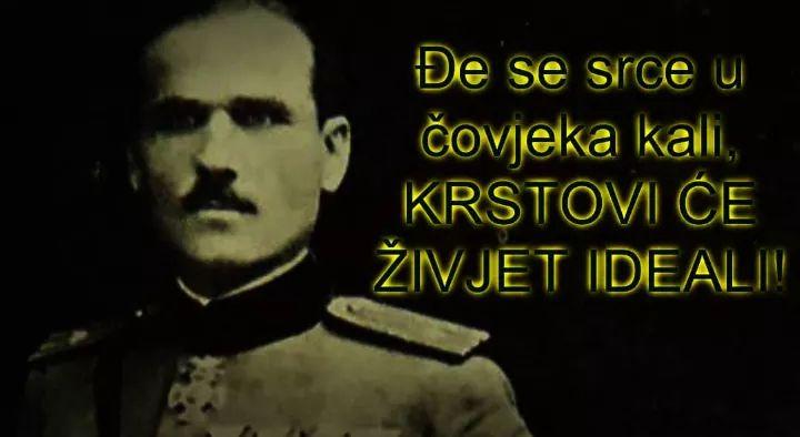 Na današnji dan ubijen Krsto Popović ‒ 35 godina na braniku Crne Gore