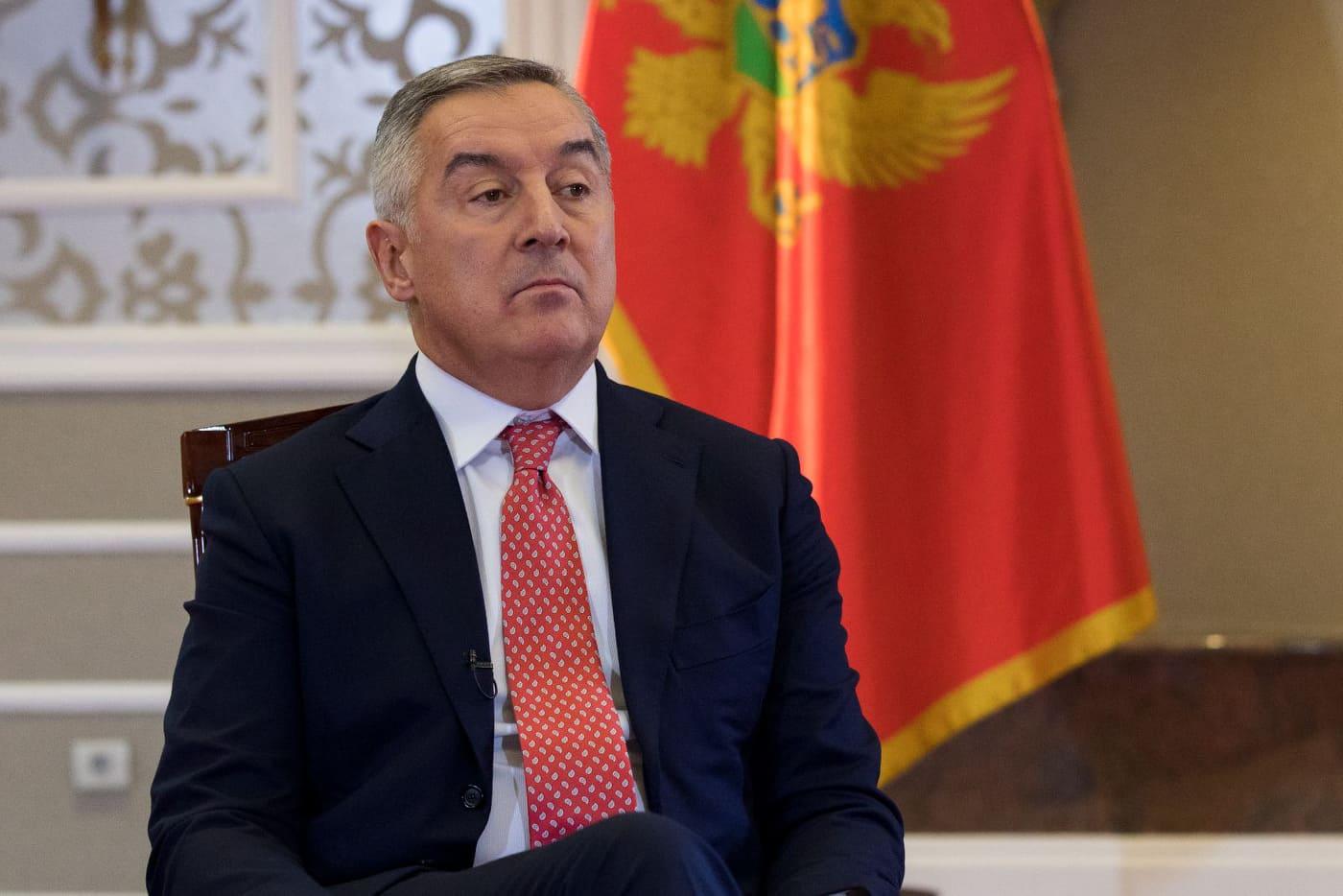 Đukanović: Potpisaću ponovo izglasane zakone, ne i opoziv ambasadora, praćen nekorektnim i revanšističkim javnim obrazloženjem