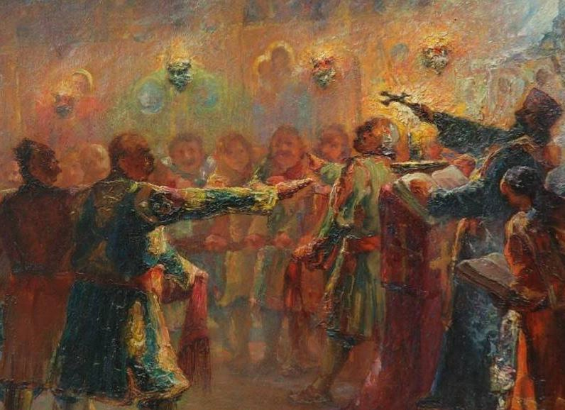 "MONTENEGRIN CHURCH: ""Mitropolit Cetinja je poglavar Crnogorske crkve"" (1910)"