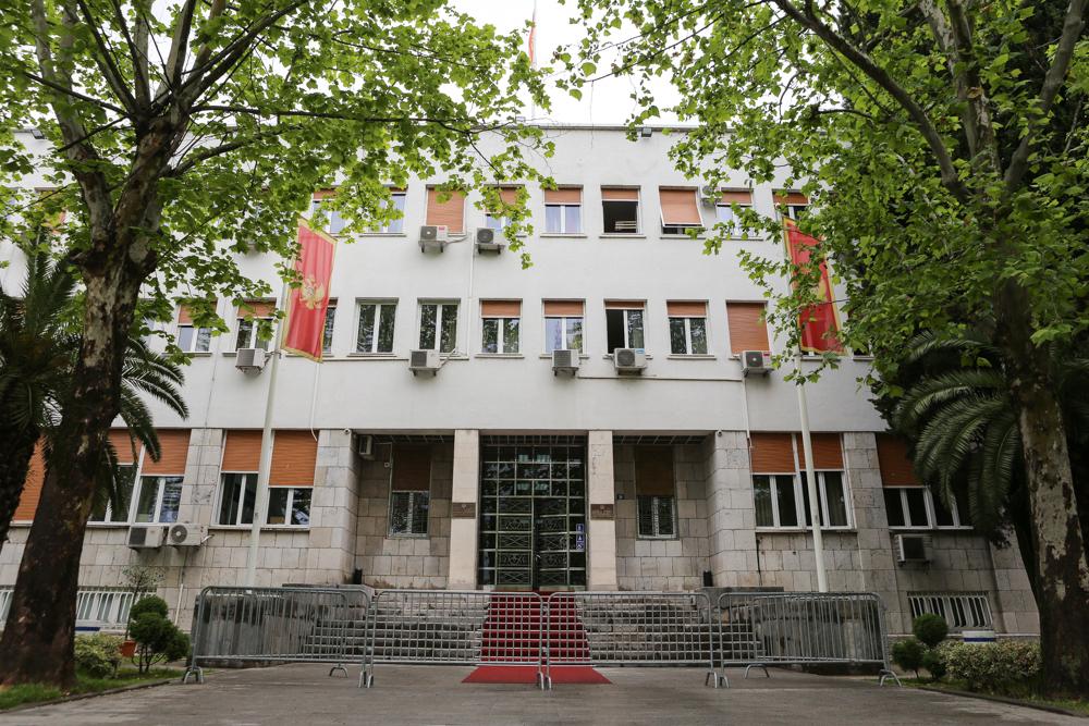 Pavićević: O dodatnom vremenu za Odbor, na posebnoj sjednici Parlamenta
