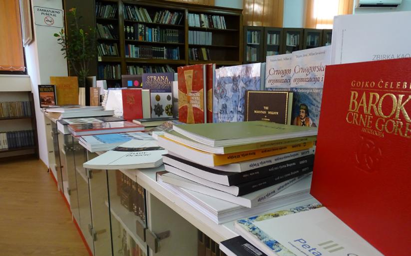 Donacije Narodnog muzeja ustanovama kulture na sjeveru Crne Gore