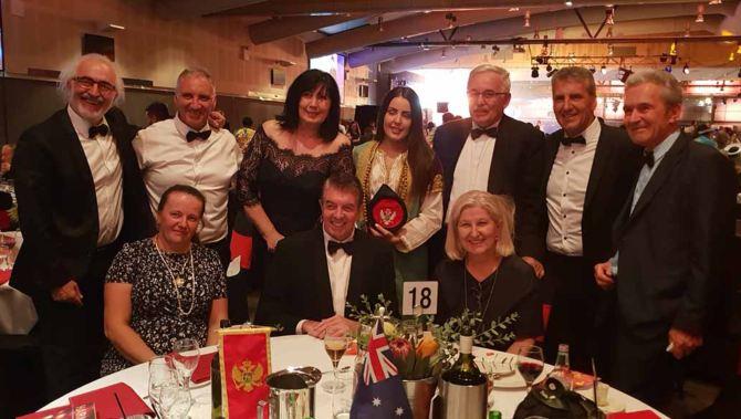 Zablistali u Sidneju: Ovako se voli i promoviše Crna Gora