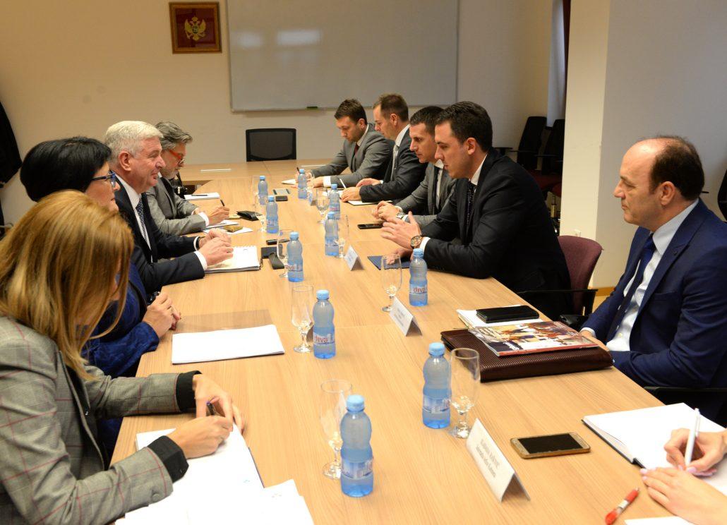 Podgorica stimulativna za razvoj privrede