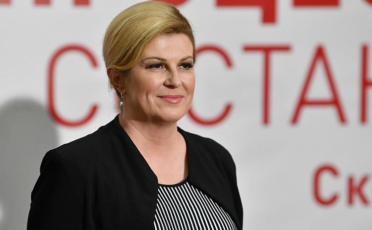 """Kolinda rekla da bi ponovo zvala Vučića u Zagreb i """"bocnula"""" Srbiju"""