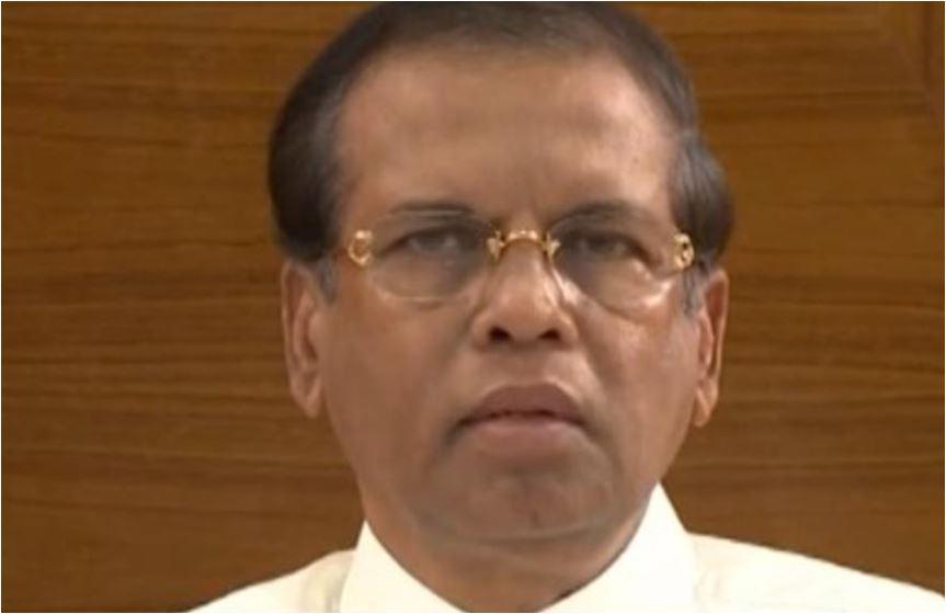 Predsjednik Šri Lanke obećao da će iskorijeniti terorizam