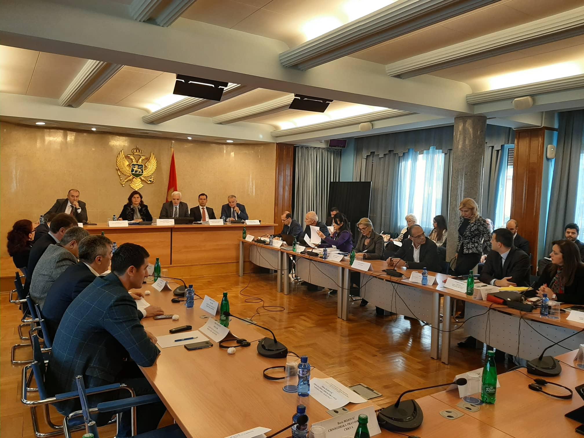 Prijedlog zakona o slobodi vjeroispovijesti dobio zeleno svijetlo na Odboru za ljudska prava i slobode