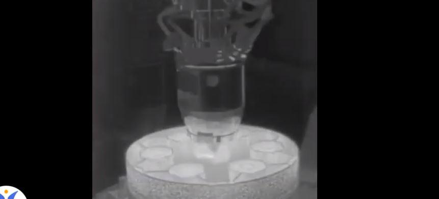 Prave nuklearni reaktor u 3D štampaču