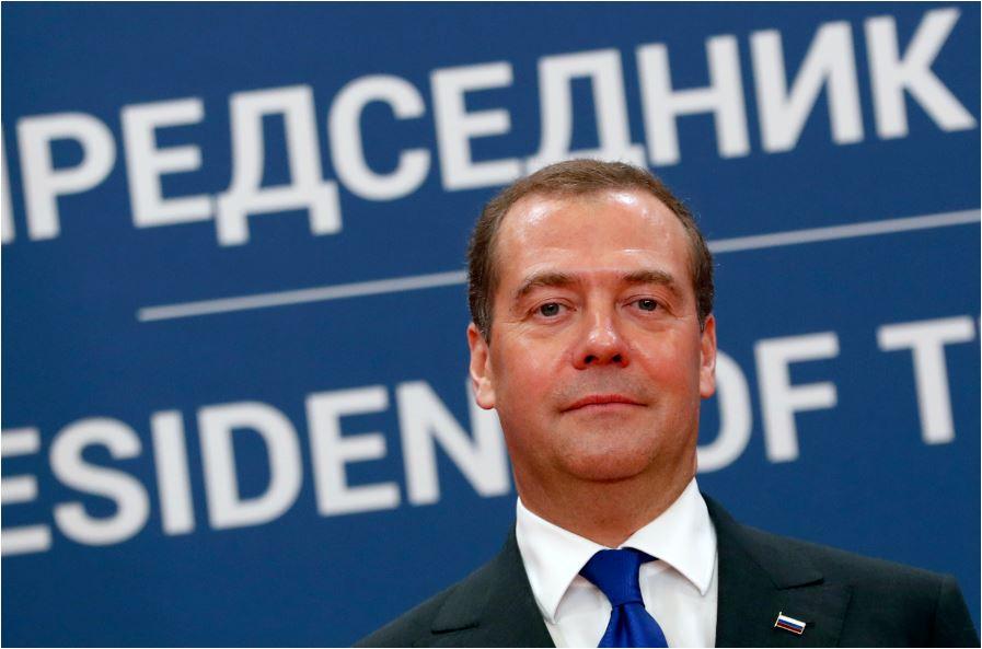 Oglasio se Medvedev nakon ostavke: Ovo je jako komplikovan posao