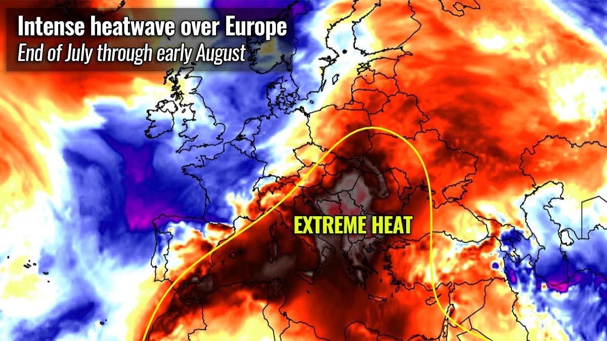 Meteorolozi upozoravaju: Stižu ekstremne temperature, najgori toplotni val do sada