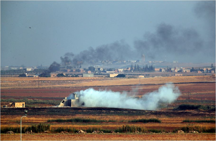 Kurdi: Odbili smo tursku kopnenu ofanzivu