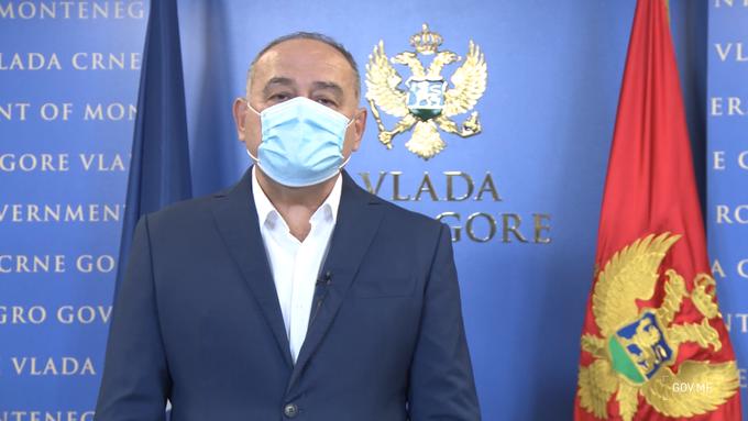 Simović: Granice otvaramo jer se epidemiološka scena u regionu stabilizuje