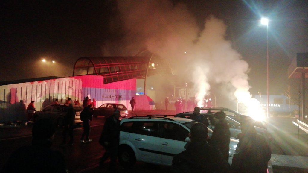 Glavni grad: Krivične prijave zbog napada na naše kolege na Zlatici