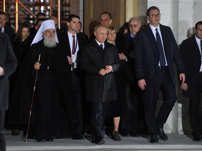 """""""Зеркало"""": Moskva i Beograd koriste religiju za imperijalne političke ciljeve"""