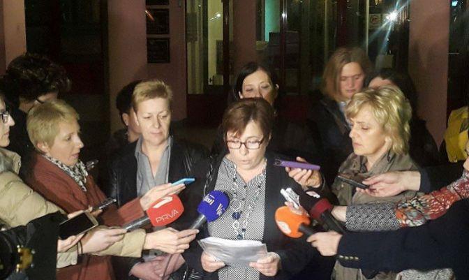 Savković: Nijesam isključena iz Radničke partije