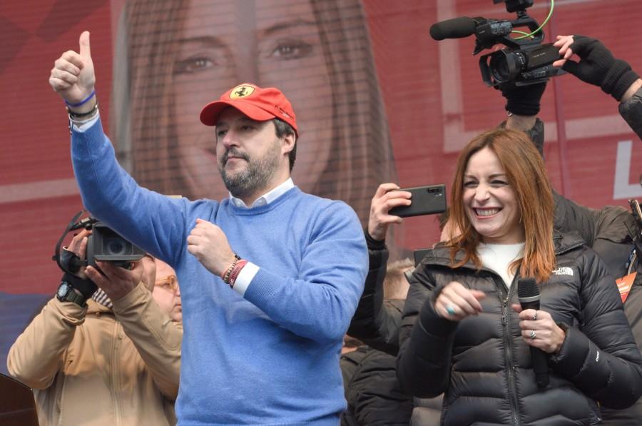 Salvini traži da mu ukinu imunitet