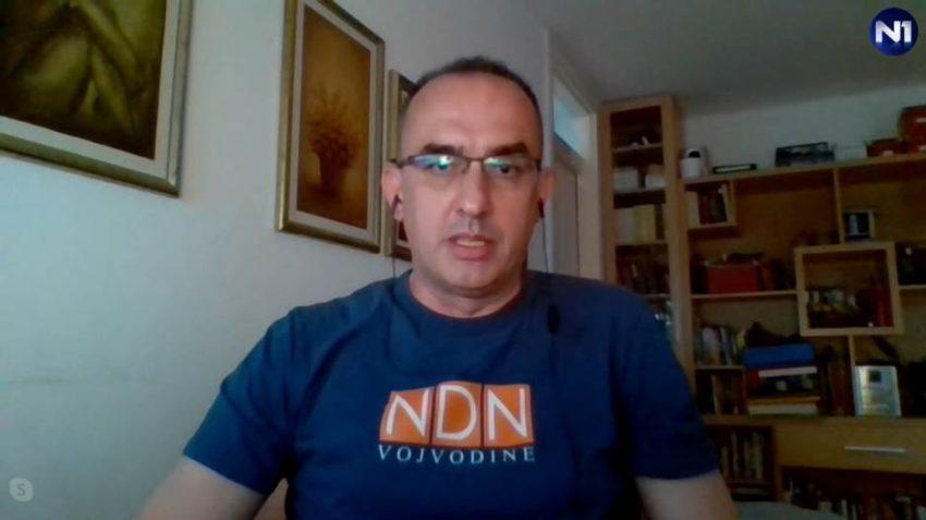 Tabloidni napadi na Crnu Goru
