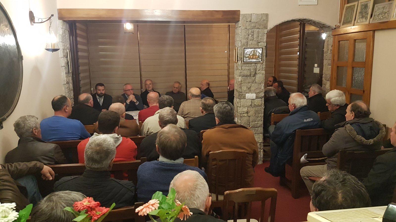 Suljo Mustafić predsjednik skupštine Udruženja maslinara