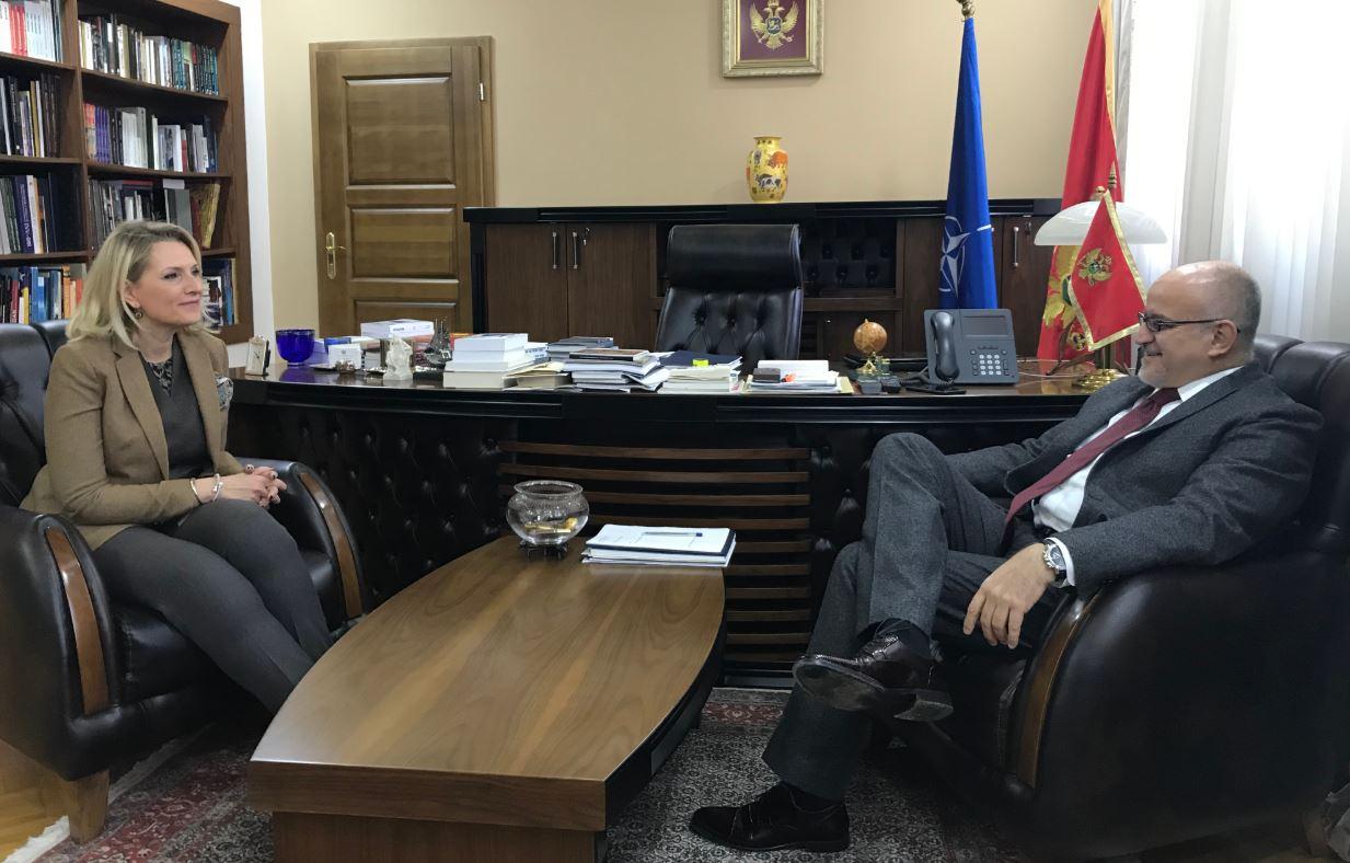 Darmanović - Kodeli: CG snažno podržava otpočinjanje pregovora Albanije sa EU