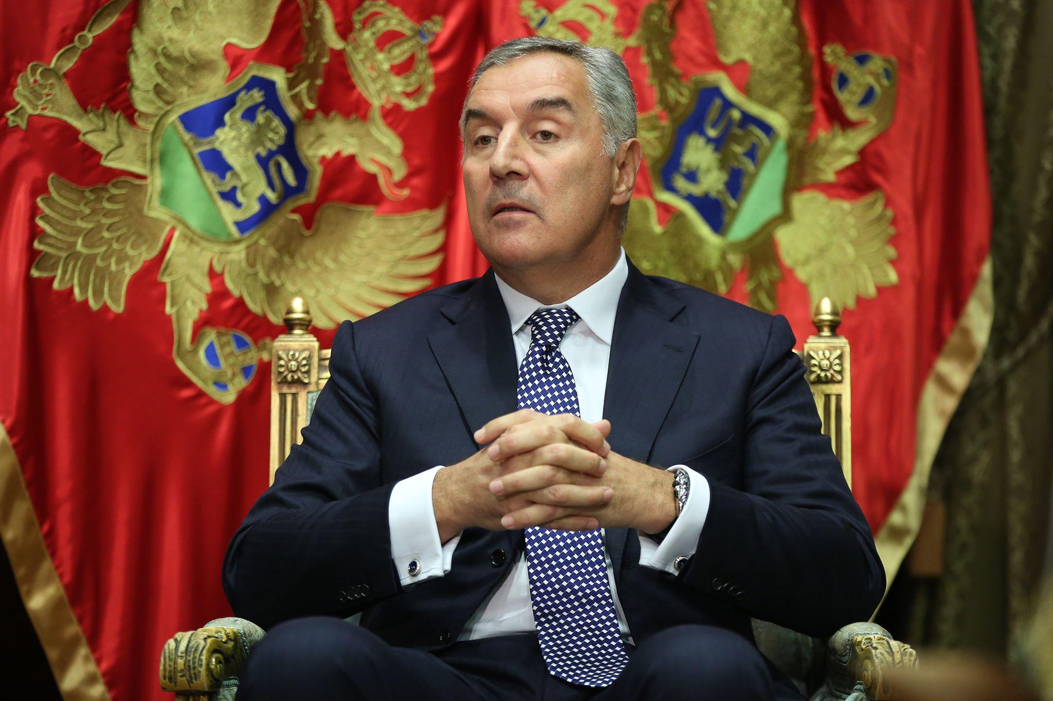 Đukanović: Nećemo povući Zakon, Vučiću otvoren poziv da dođe