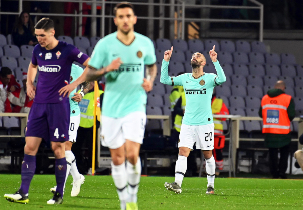 Fiorentina u nadoknadi do boda protiv Intera