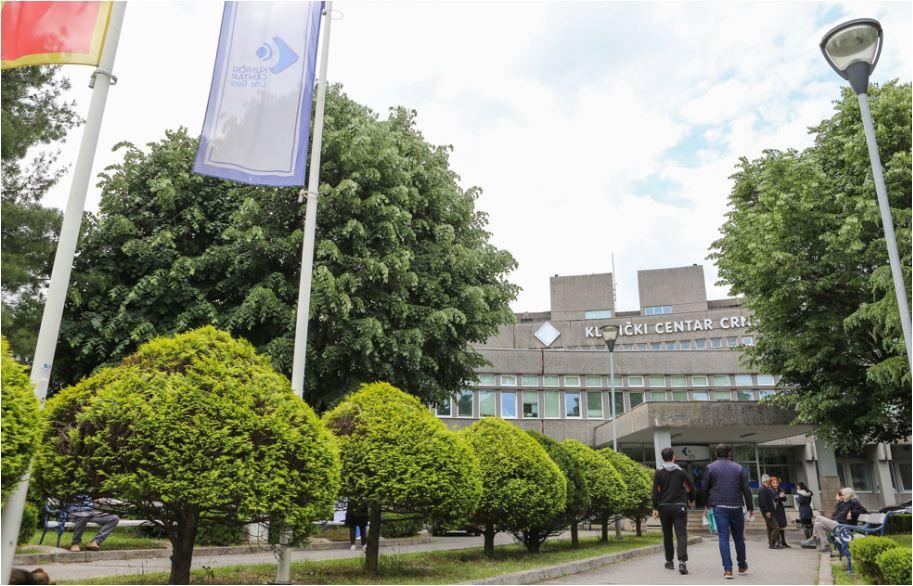 KCCG: Životno ugroženo 57 kovid pacijenta