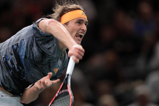 Nadal eliminisan, Zverev u polufinalu