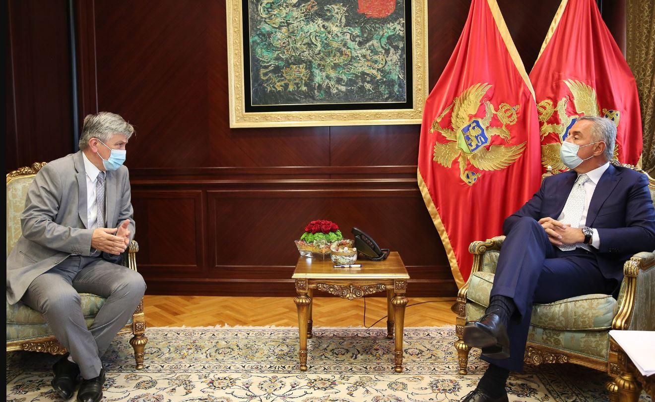 Crna Gora spremna da normalizuje i jača odnose sa Rusijom