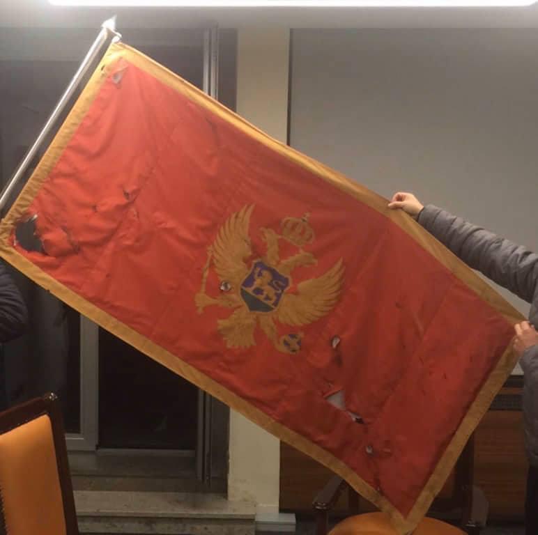 Otpravnik poslova Ambasade Crne Gore u Srbiji odbio da primi notu