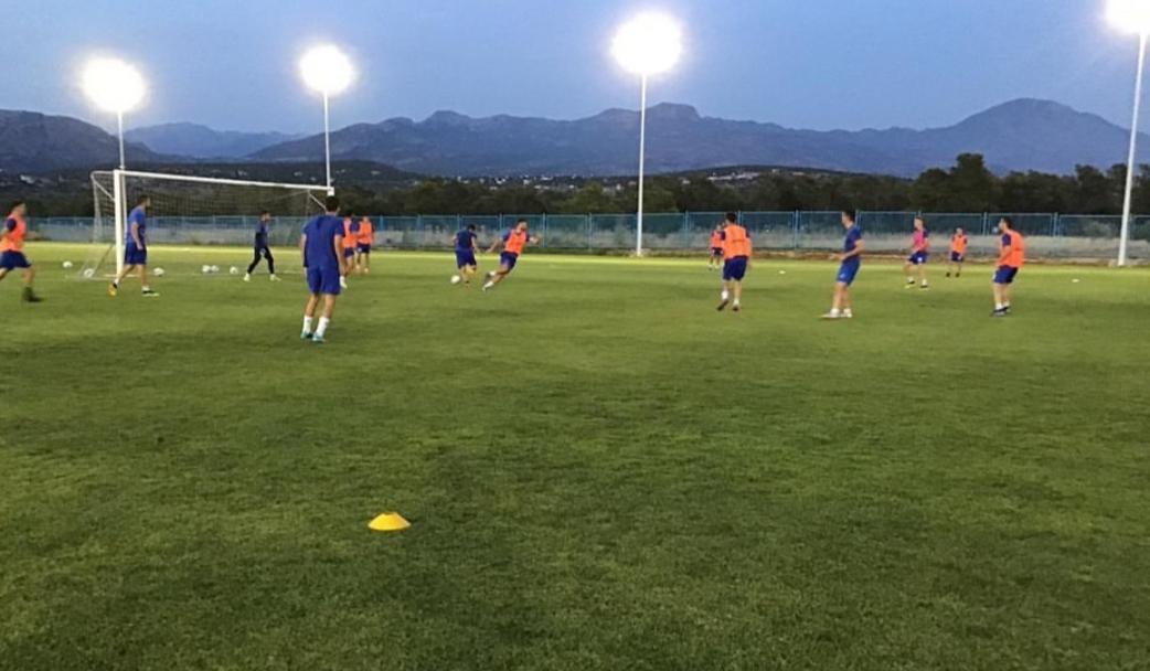 Generalna proba pred novu sezonu 8. avgusta protiv Titograda