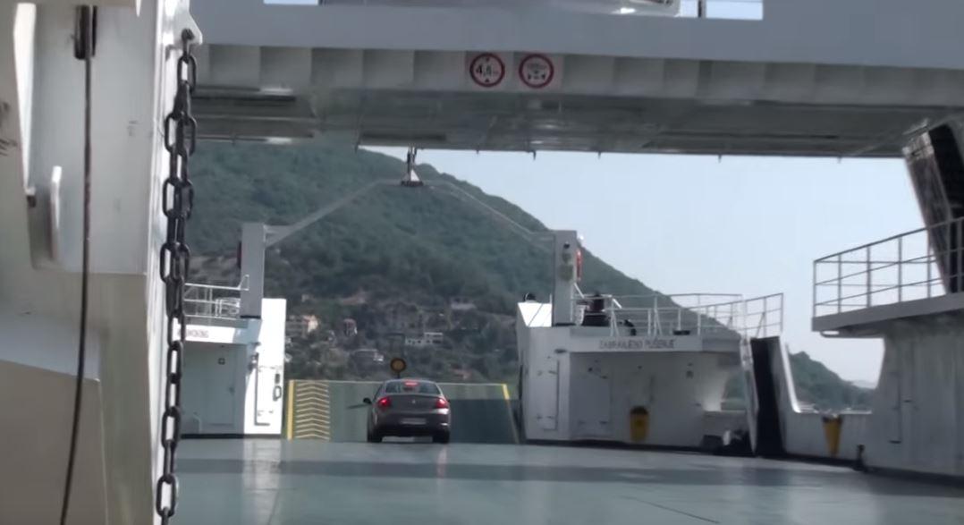 Evo kako će od danas saobraćati trajekt Kamenari – Lepetane