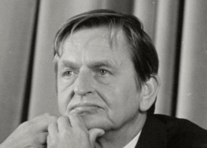 Riješeno ubistvo bivšeg premijera Švedske