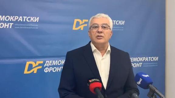 Mandić: Đukanović će morati da potpiše sve zakone