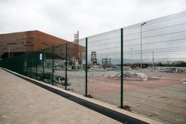 Zatvoren Olimpijski park u Riju