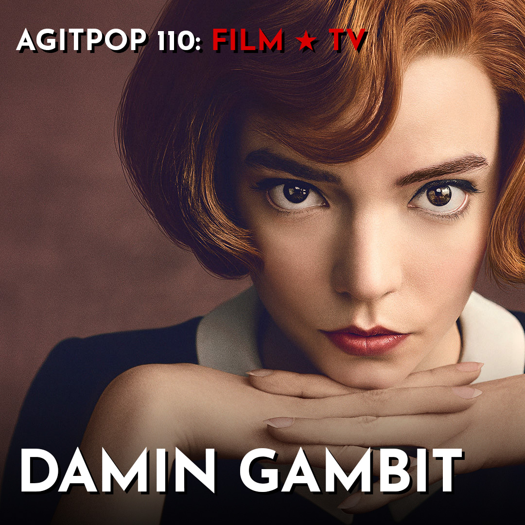 Agitpop 110: Damin gambit