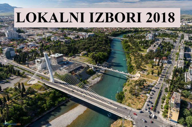 Izlaznost do 19h u Podgorici: CEMI 59,9%, CDT: 58,5
