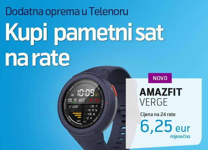 Dodatna oprema u Telenoru dostupna uz odloženo plaćanje