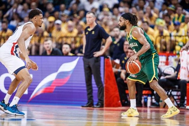 Australija preko Češke do polufinala Mundobasketa