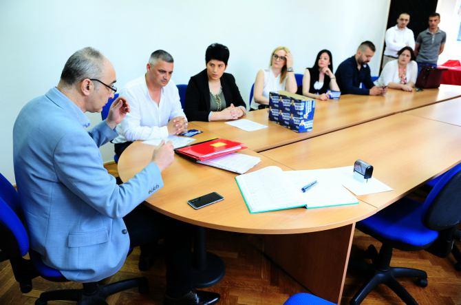 Grupa građana Saša Mijović – Pobjednik od riječi predala listu