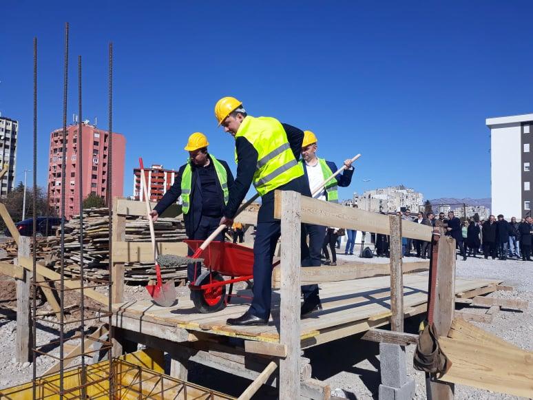 Počela izgradnja stambenog objekta za zaposlene u gradskim preduzećima
