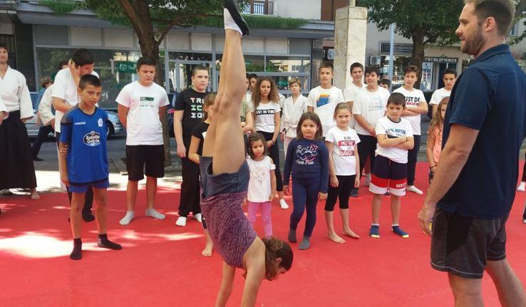 Podgorica: Danas je sve u znaku sporta i najmlađih