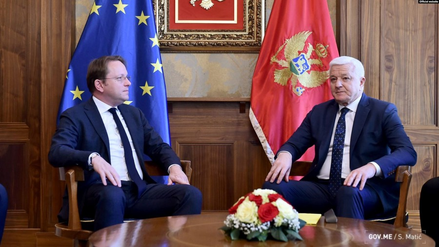 Varhelji: Tražimo načine da pomognemo Zapadnom Balkanu