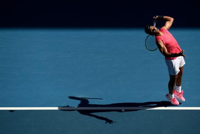 Nadal ubjedljiv na startu Australijan opena