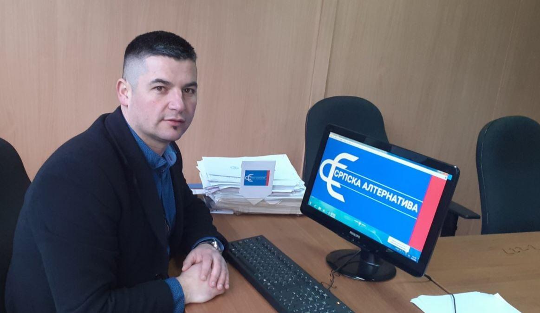 Srpska alternativa: Nije vrijeme za zapaljivu retoriku