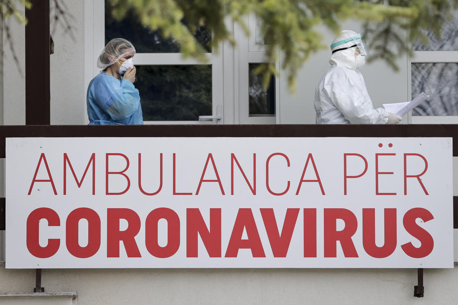 Na Kosovu moguć rast broja novoinficiranih
