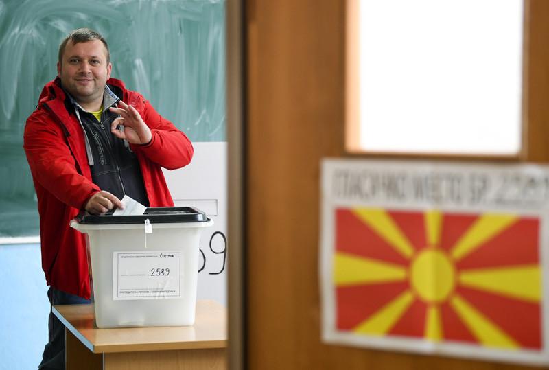 Raspušten parlament Sjeverne Makedonije