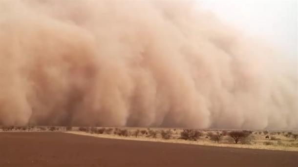 Pješčani oblak iz Sahare stiže na Balkan, da li će prekriti i Crnu Goru?